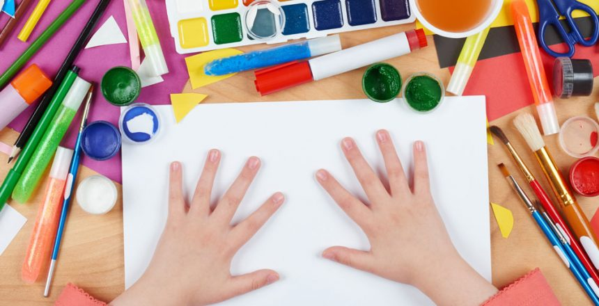 How It Can Impact a Child If Their Work Is Displayed or Recognized
