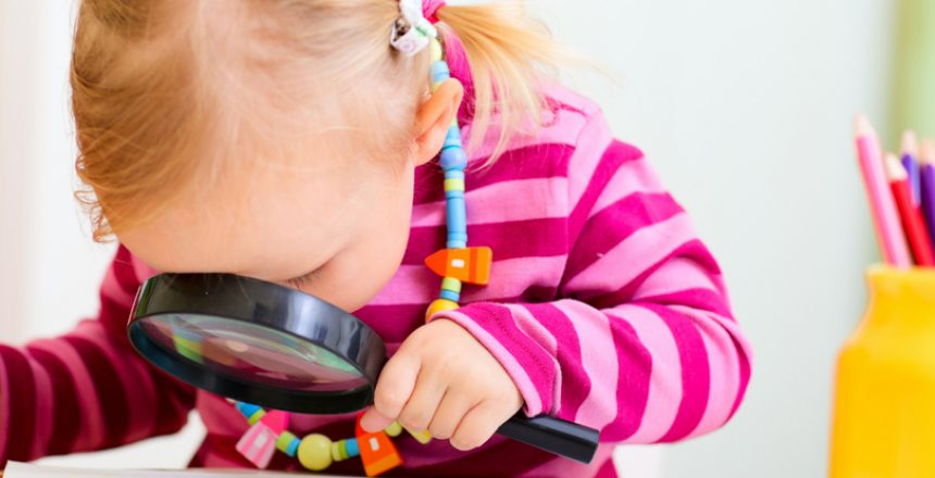 Toddler Developmental Stages Keep Parents on Their Toes